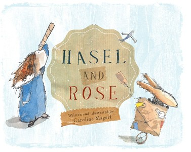 Hasel and Rose cover